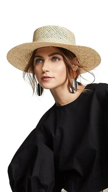 Janessa Leone Beatrice Hat