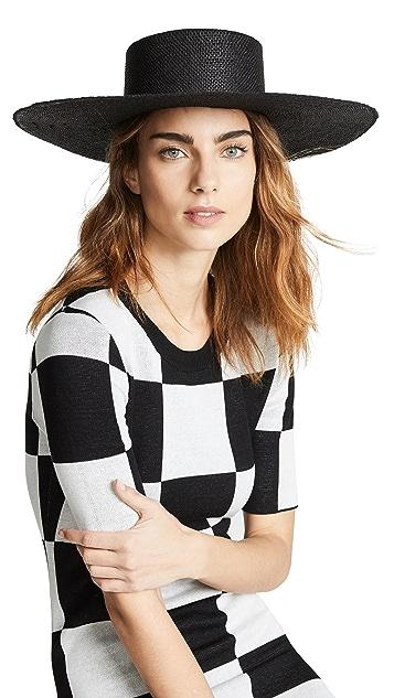 Janessa Leone Suzanne Hat