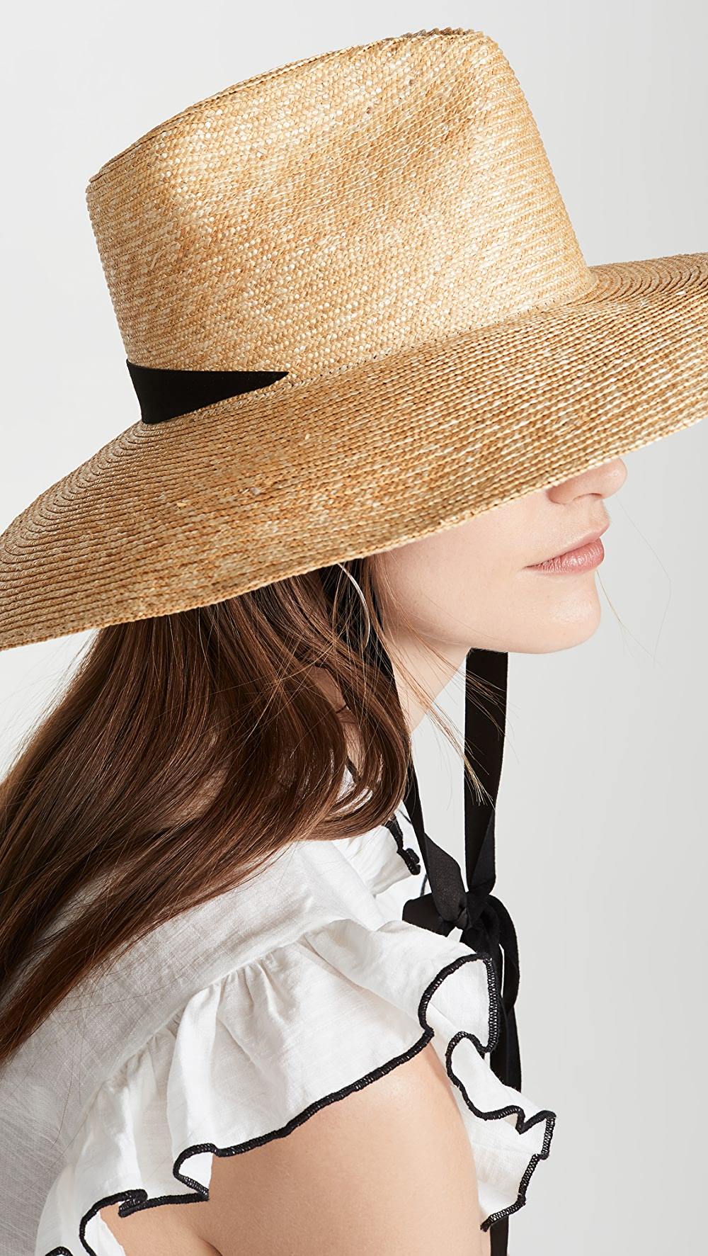 Bright Janessa Leone - Serena Hat Providing Amenities For The People; Making Life Easier For The Population
