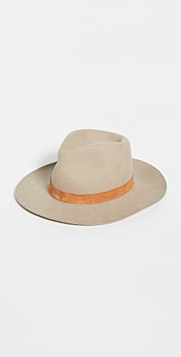 Janessa Leone - Ross Packable Fedora
