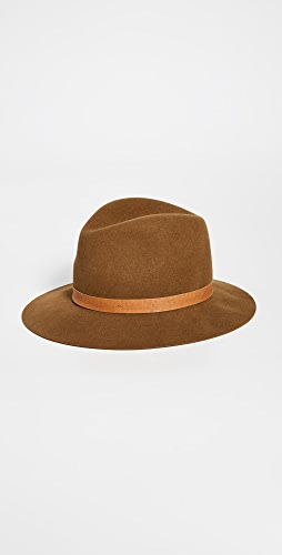 Janessa Leone - Archer Packable Fedora