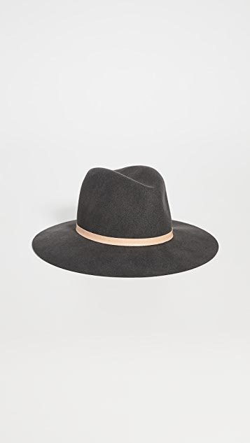Janessa Leone Preston Packable Fedora
