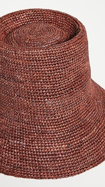 Janessa Leone Felix Packable Hat