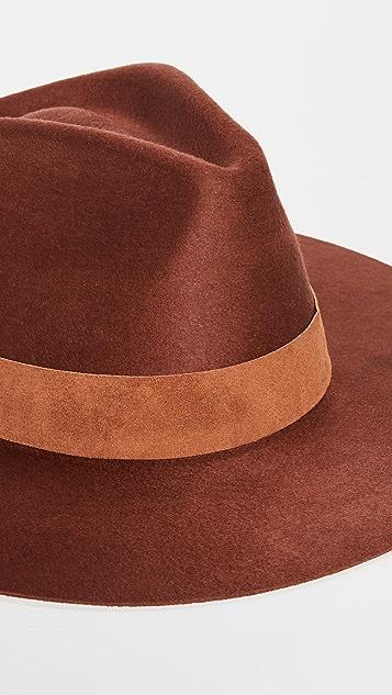 Janessa Leone Cotta Hat