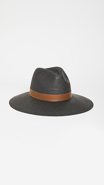 Janessa Leone Edmonia Hat