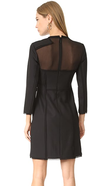 Jason Wu Long Sleeve Dress