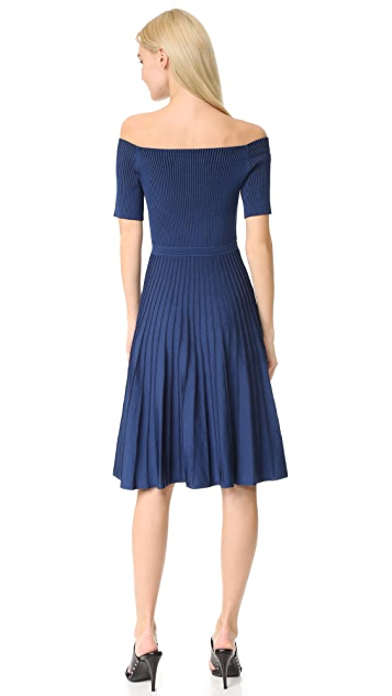 Jason Wu Short Sleeve Knit Dress