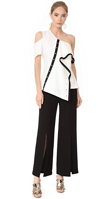 Jason Wu Asymmetrical Top
