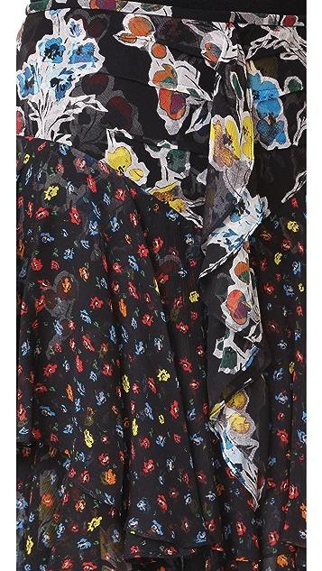 Jason Wu Ruffle Skirt