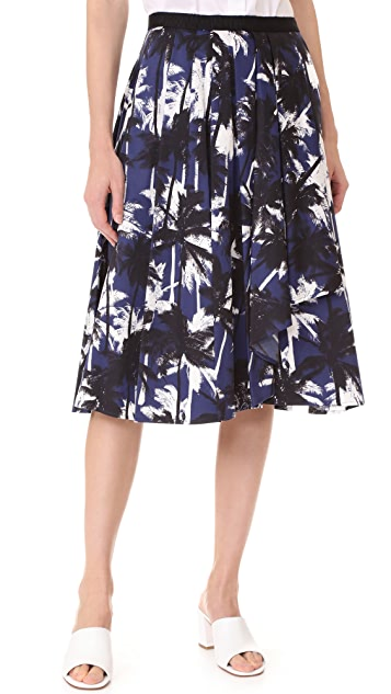Jason Wu A Line Skirt