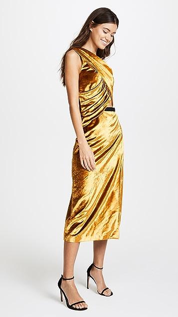 Jason Wu Collections Devor V Neck Dress