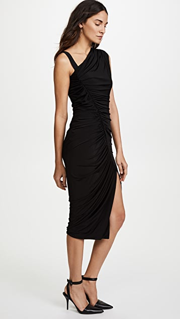 Jason Wu Asymmetrical Cocktail Dress