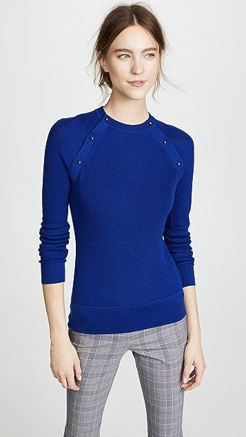 Jason Wu Button Detail Sweater