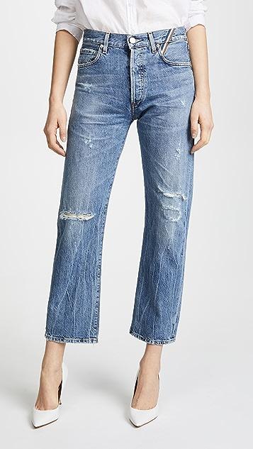 Jean Atelier Laurent 牛仔裤