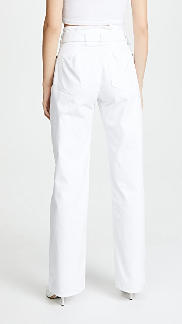 Jean Atelier Cinch Trouser Jeans