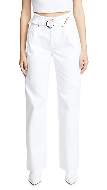 Jean Atelier Cinch Trouser Jeans