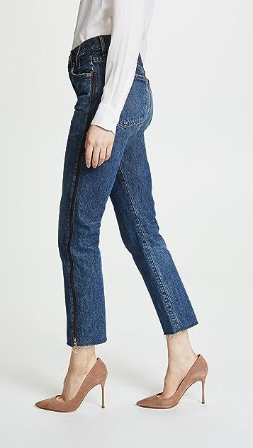 Jean Atelier Hunter Crop Jeans