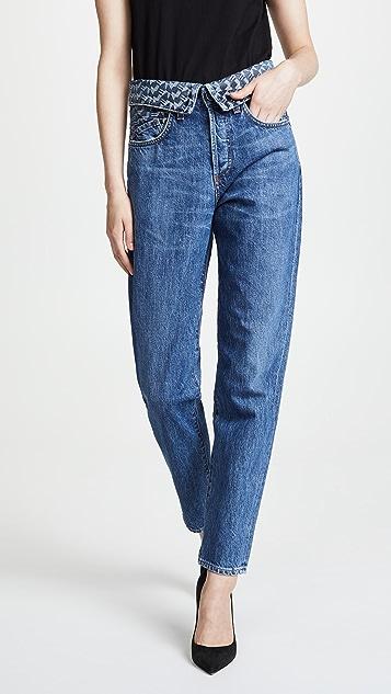 Flip In Jeans by Jean Atelier