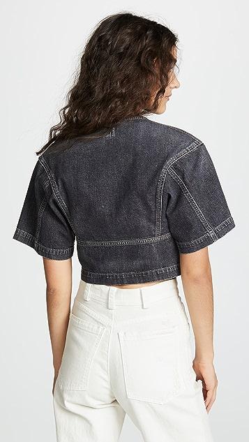 Jean Atelier Топ кимоно