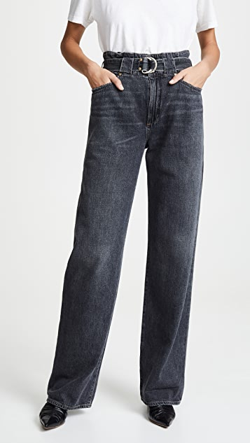 Jean Atelier Cinch Denim Pants