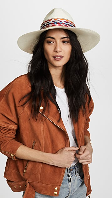 Jaunt The Mallorca Large Brim Panama Hat