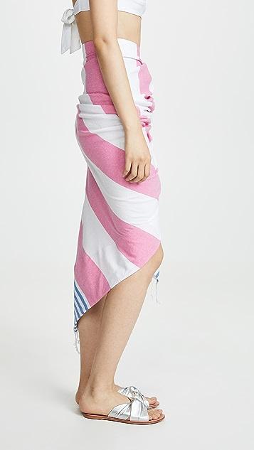 Just BEE Queen Tulum Cover Up Skirt