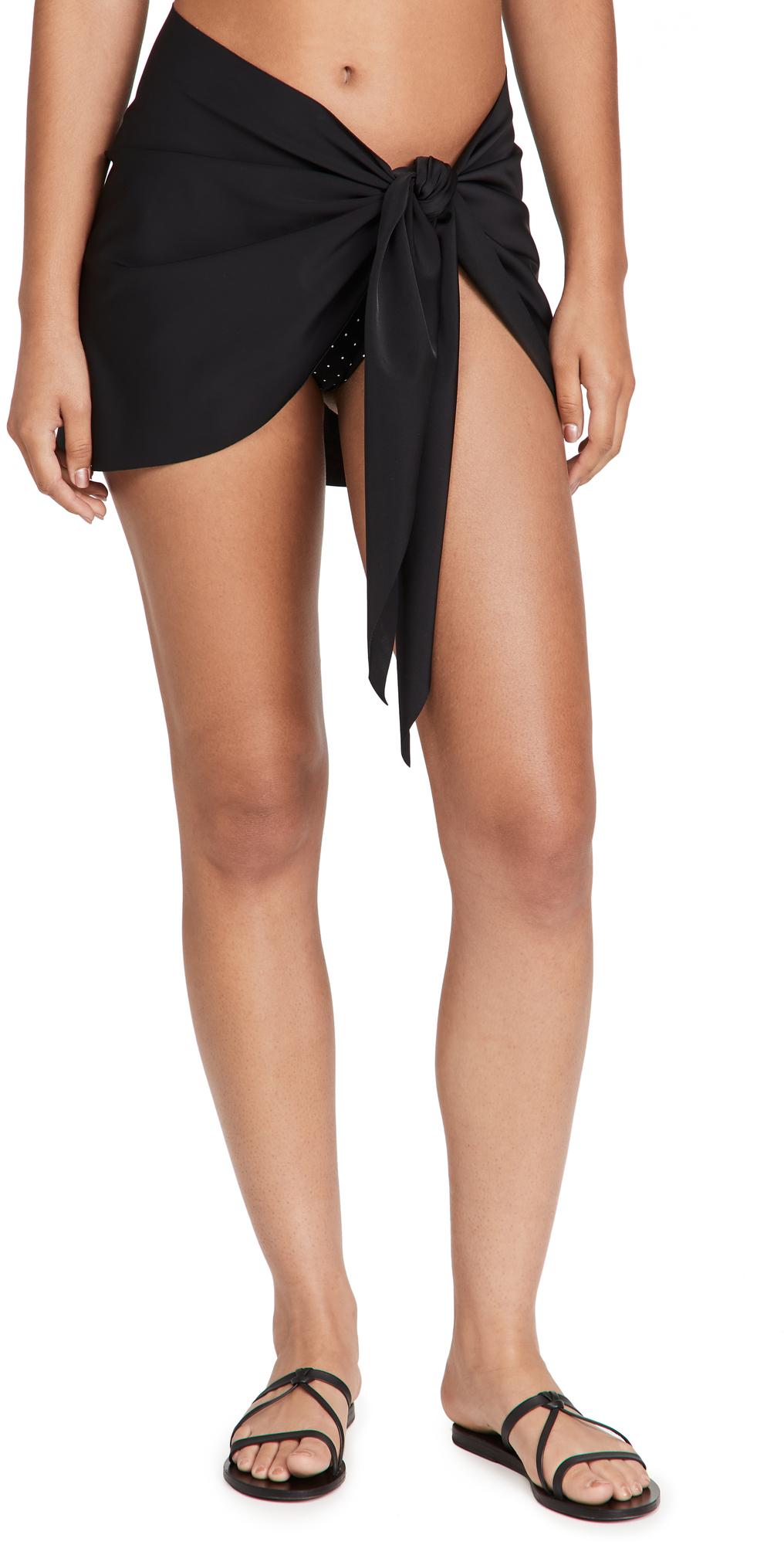 Scorpio Wrap Skirt