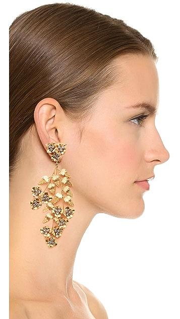 Jennifer Behr Aveline Chandelier Earrings