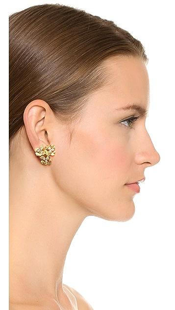 Jennifer Behr Maye Stud Earrings