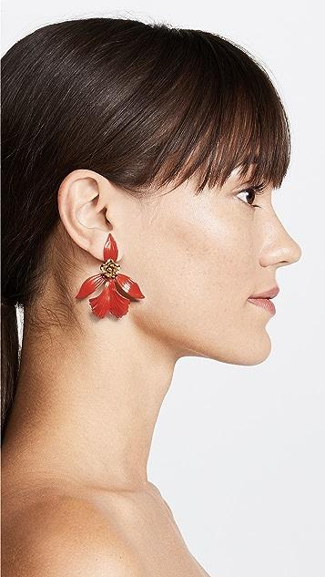 Jennifer Behr Vanda Earrings