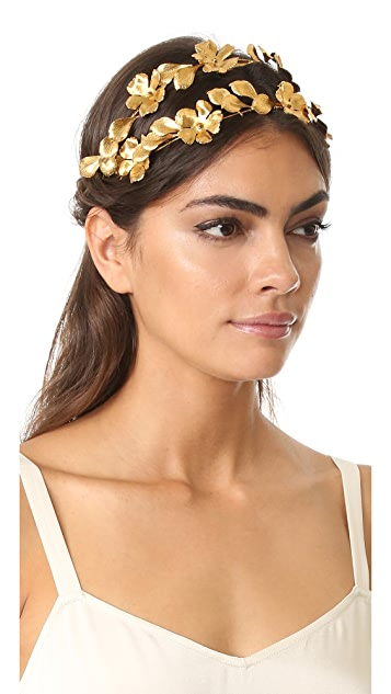 Jennifer Behr Sabrina Circlet Headpiece