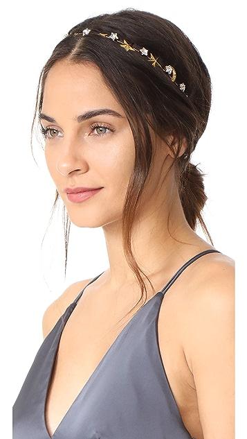 Jennifer Behr Nova Bandeaux Headband