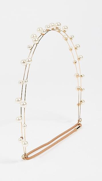 Jennifer Behr Pearl Headband  7ee599c1047