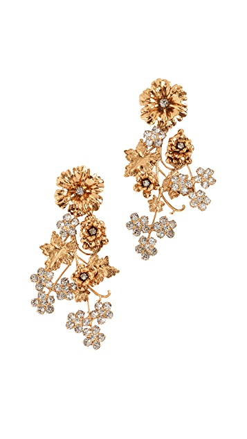 Jennifer Behr Viola Earrings