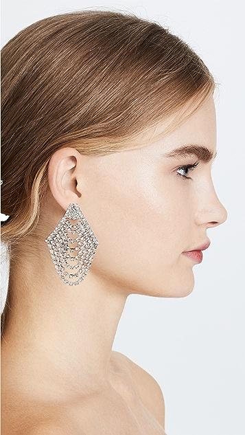 Jennifer Behr Seraphina Cascade Earrings
