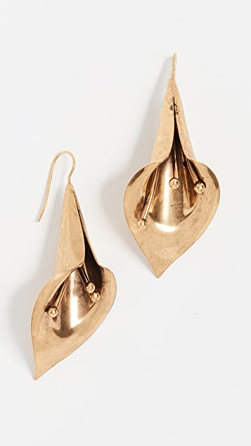 Jennifer Behr Calla Earrings