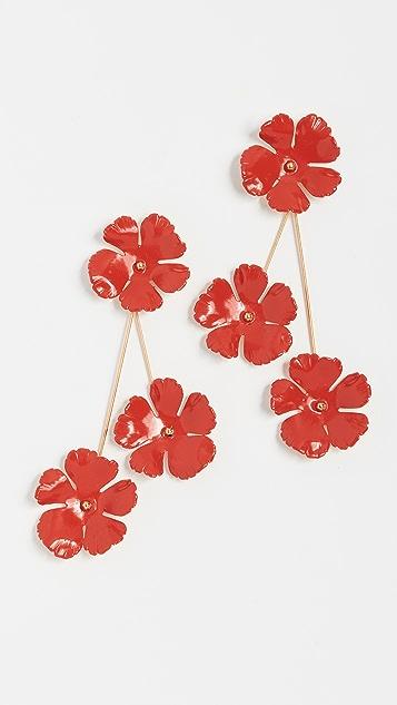 Jennifer Behr Poppy Earrings