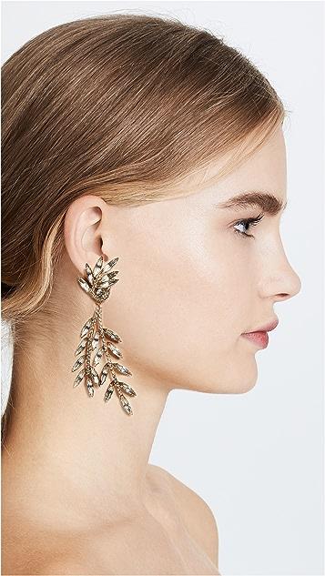 Jennifer Behr Myrtle Dangle Earrings