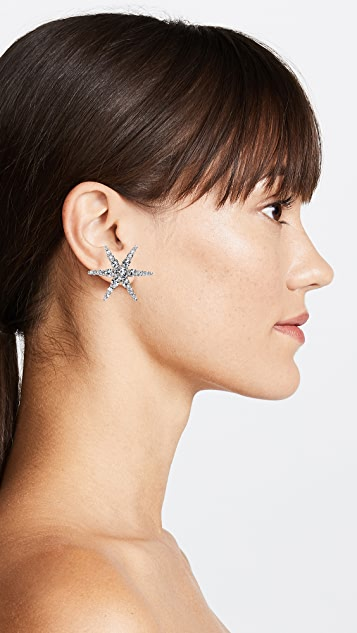 Jennifer Behr Polaris Earrings