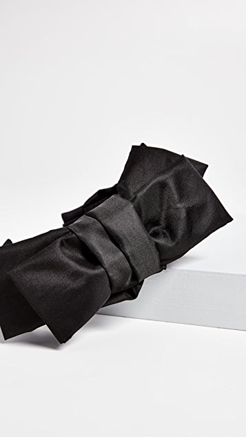 Jennifer Behr Meira Bow Headband