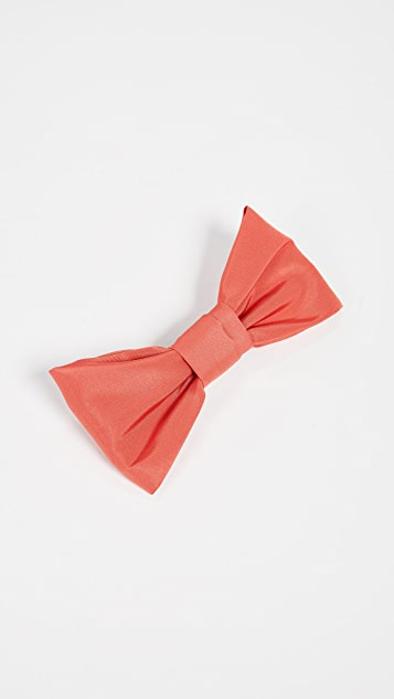 Jennifer Behr Silke Faille Bow Barrette