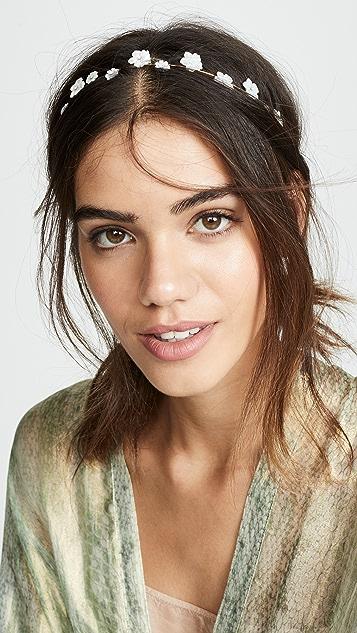 Jennifer Behr Carlotta Bandeaux Headband