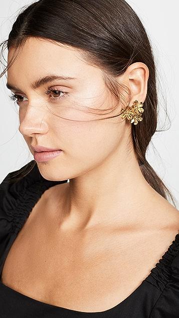 Jennifer Behr Danni Stud Earrings
