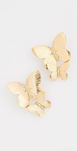 Jennifer Behr - Papillon 耳环
