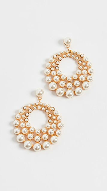 Jennifer Behr Prianna Earrings