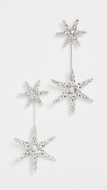 Jennifer Behr Estee Earrings