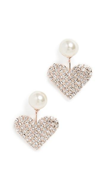 Jennifer Behr Valentine Earrings