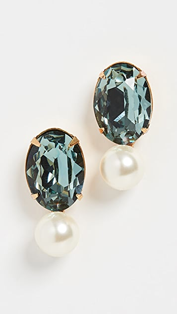 Jennifer Behr Pearline Earrings