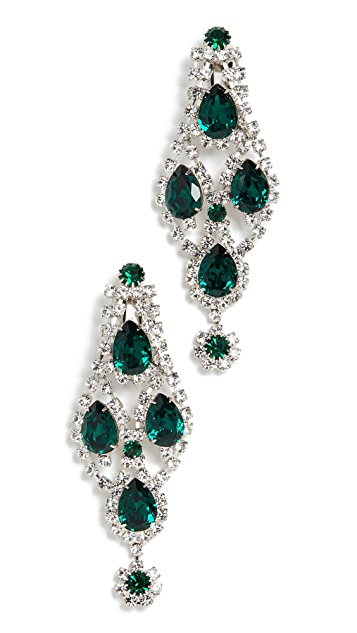 Jennifer Behr Lady Di Earrings