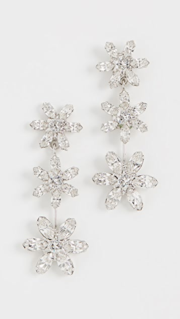 Jennifer Behr Holly Earrings